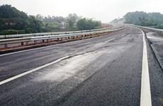 Dừng thu phí nếu chưa khắc phục xong lún cao tốc Nội Bài-Lào Cai