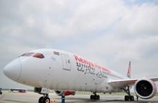 Kiến nghị cho Kenya Airways khai thác chặng Hà Nội-Quảng Châu