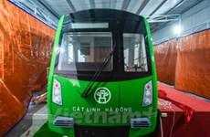 Người khen, kẻ chê mẫu tàu đường sắt đô thị Cát Linh-Hà Đông