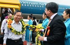 Vietnam Airlines khai thác đường bay mới Nha Trang-Hải Phòng