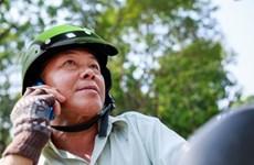 GrabTaxi tri ân những tài xế xe ôm chở khách thời công nghệ
