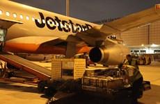 """Chim trời bay """"chuyên cơ"""" Jetstar Pacific ra đảo Phú Quốc"""