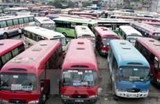 Bộ trưởng Thăng: Không để khách chậm về quê đón Tết vì thiếu xe