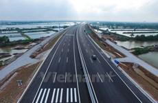 Xử lý xe khách dừng đỗ, xe máy đi vào cao tốc Hà Nội-Hải Phòng