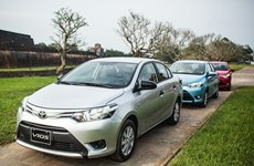 Năm mẫu xe ôtô bán chạy nhất tháng 11 tại thị trường Việt Nam