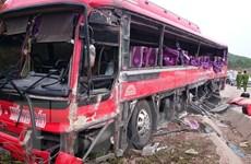 Hơn 20 người chết vì tai nạn giao thông trong ngày đầu năm 2016