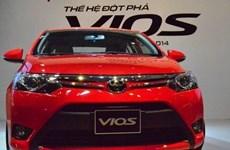 Toyota Việt Nam đạt doanh số bán hàng kỷ lục trong năm 2015
