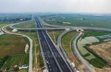 Kiến nghị giảm 35% phí xe container trên cao tốc Hà Nội-Hải Phòng