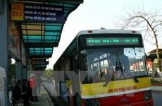 Sắp mở tuyến xe buýt chất lượng cao Ga Hà Nội-sân bay Nội Bài