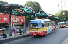 Lượng khách đi xe buýt tại Hà Nội giảm gần 10% trong quý 1