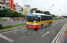 Ngày 28/4: Sẽ mở tuyến buýt chất lượng cao Ga Hà Nội-Nội Bài