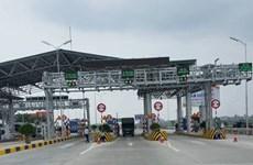 Đề nghị thu phí đường cao tốc Hà Nội-Bắc Giang vào ngày 5/5