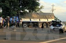 Cả nước có 21 người chết vì tai nạn giao thông trong ngày 30/4