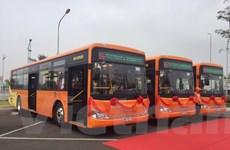 Khai trương tuyến xe buýt đến sân bay Nội Bài, giá vé 30.000 đồng