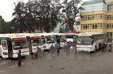 Di dời toàn bộ xe khách tại bến xe Lương Yên sang các bến khác