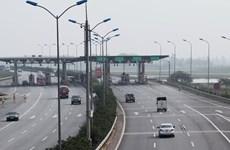 """Xe hộ đê giả, mạo giấy ưu tiên """"tung hoành"""" trên cao tốc Cầu Giẽ"""