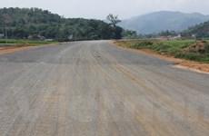 Thông xe toàn tuyến đường Hòa Lạc-Hòa Bình vào cuối năm 2016