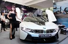 """Nhiều thương hiệu """"khủng"""" quy tụ tại triển lãm ôtô quốc tế Việt Nam"""