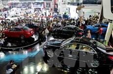 Triển lãm Vietnam Motor Show 2016 bất ngờ quay trở lại Hà Nội