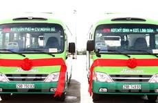 """Xe buýt sẽ được khoác """"lớp áo mới"""" để phân biệt loại hình tuyến"""