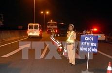 Cục trưởng CSGT: Người dân đã biết sợ uống rượu, bia khi lái xe