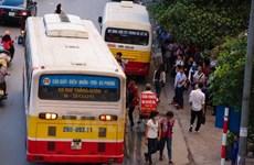 """""""Xe buýt Hà Nội không thua kém so với các nước trên thế giới"""""""