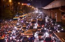 Sở GTVT Hà Nội nói gì về việc cấm xe máy ngoại tỉnh vào nội đô?