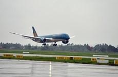 Hai máy bay Vietnam Airlines bị chim va vào động cơ khi hạ cánh