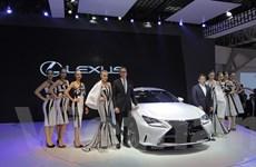 Hàng loạt mẫu xe mới đỉnh cao lần đầu lộ diện tại VMS 2016