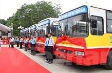 """Thêm 2 tuyến mới, xe buýt Hà Nội """"phủ sóng"""" tới ngoại thành"""
