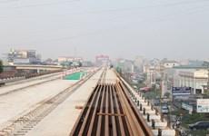 Treo thưởng 2 triệu USD về tiến độ đường sắt Cát Linh-Hà Đông