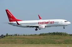 Hãng hàng không Eastar Jet chính thức mở thêm đường bay Incheon-Hà Nội