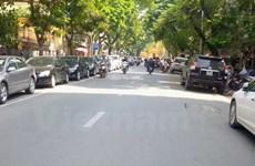 Hà Nội thí điểm tuyến phố đỗ xe theo ngày chẵn, lẻ trong tháng 11