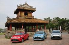 Vios dẫn đầu trong top 5 mẫu xe bán chạy tại thị trường Việt Nam