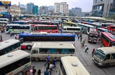 Hà Nội đảo 40.000 luồng tuyến xe khách: Rối như canh hẹ!