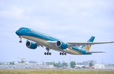 Vietnam Airlines cung ứng 1,6 triệu ghế bay dịp Tết Nguyên đán