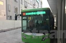 Xe buýt nhanh BRT Kim Mã-Yên Nghĩa sẽ chạy thử từ ngày 15/12