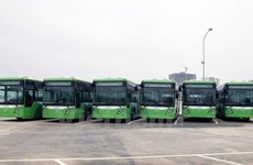 Buýt nhanh BRT Hà Nội không thể vận hành đủ chức năng giống thế giới