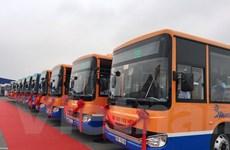Hà Nội có thêm tuyến xe buýt chất lượng cao lên sân bay Nội Bài