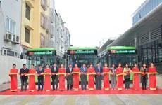 Hà Nội chính thức vận hành tuyến xe buýt nhanh BRT đầu tiên