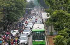 Tuyến buýt nhanh BRT Kim Mã-Hòa Lạc có thể hoạt động trong năm 2017