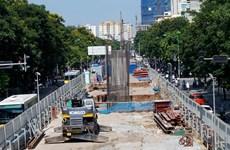 Hơn 7.667 tỷ đồng triển khai gói thầu đường sắt đô thị Nhổn-Ga Hà Nội