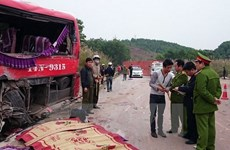 Tai nạn giao thông có xu hướng tăng nhanh dịp Tết Nguyên đán