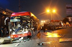 118 người chết vì tai nạn giao thông trong 5 ngày nghỉ Tết
