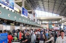 Gần 500 chuyến bay bị chậm trong dịp Tết Nguyên đán Đinh Dậu