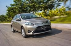 Toyota Việt Nam áp đảo về mẫu xe bán chạy nửa đầu năm 2017
