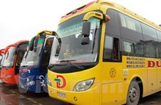 Quản lý luồng tuyến xe khách Hà Nội: Đang trong vòng luẩn quẩn?
