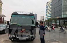 Hà Nội có 29 điểm tồn tại xe đón trả khách trái phép, trá hình