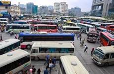 Bộ GTVT báo cáo Thủ tướng về điều chuyển luồng tuyến xe khách Hà Nội