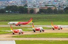 Máy bay không thể liên lạc được kiểm soát viên không lưu Cát Bi